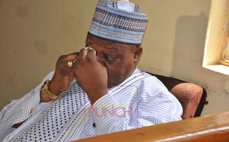 News Flash: Supreme Court upholds Dariye's criminal breach of trust charge