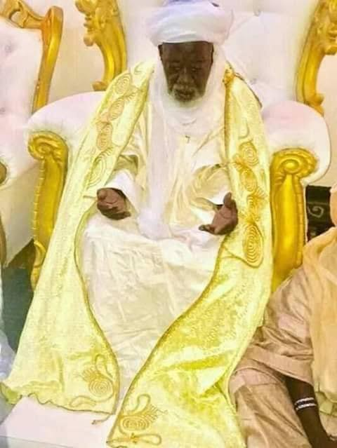 BREAKING..... Another Nigerian traditional ruler is dead