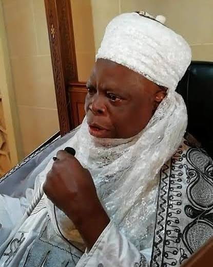 Chief Imam of Ilorin breaks silence on Hijab saga