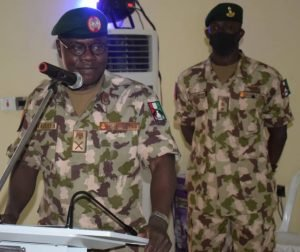 Boko Haram: Theater Commander seeks sustained media  partnership