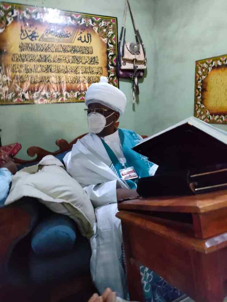 PHOTO NEWS: Emir Sulu-Gambari's glamorous looks at 81
