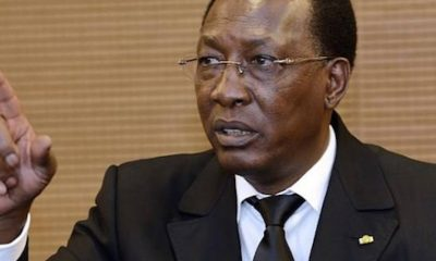 Re-elected Chadian president idris Deby is dead