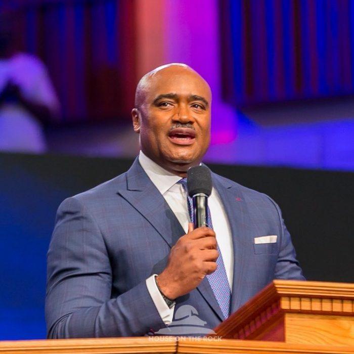 Pastor Adefarasin to members: 'Get a plan B out of Nigeria'