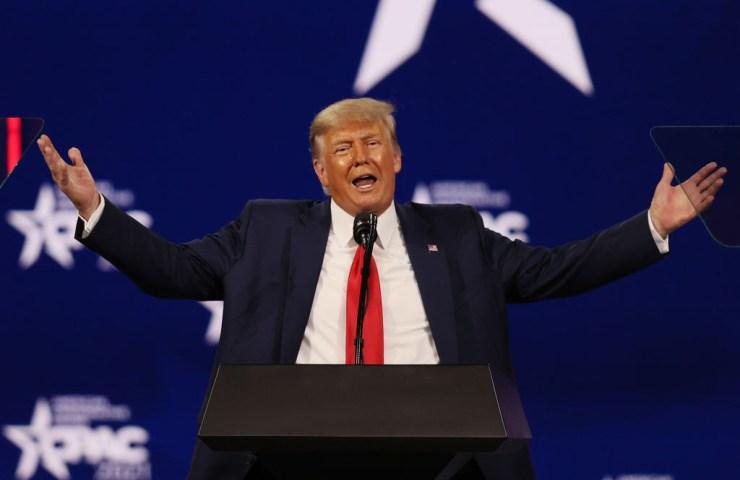 Donald Trump blasts Facebook for extending ban, calls it a crime against free speech