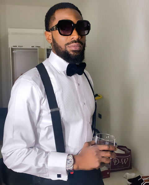 I'm born again - D'banj says as he narrates how God blessed him with two kids after he lost his first child (video)