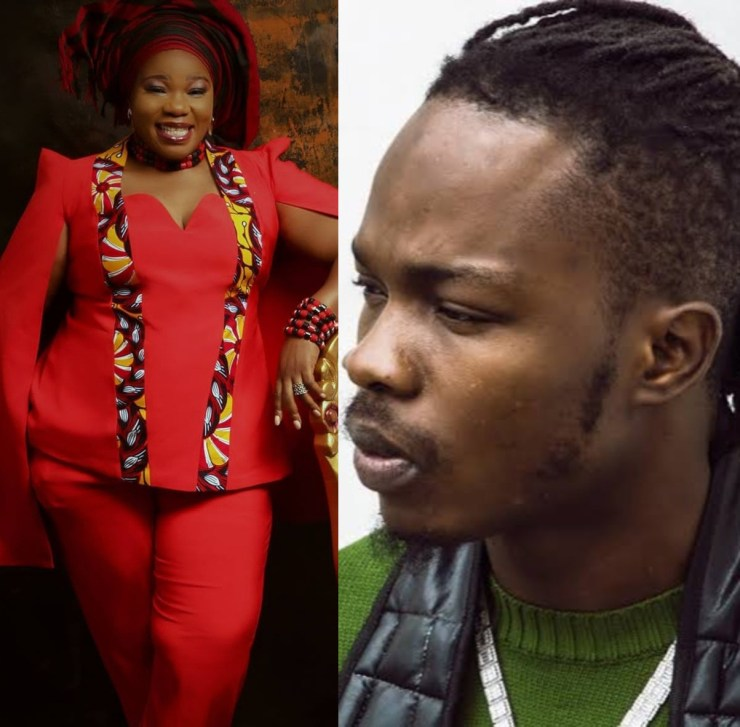 """""""You're an imbecile. I regret the day I hugged you"""" Actress, Ada Ameh slams Naira Marley over his sexual fantasy (video)"""