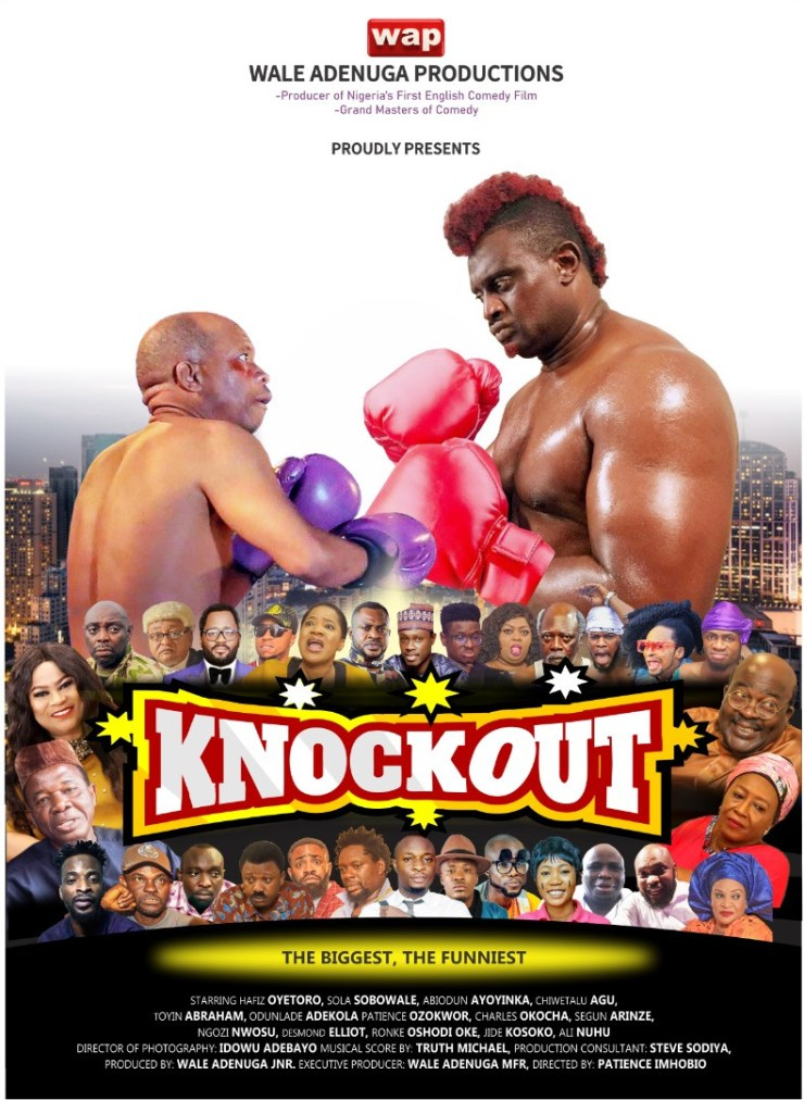 WAP Signs Global Distribution Deal For ''KNOCKOUT''