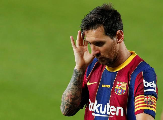 Barcelona icon, Messi to miss the club's last game of the season with future at Camp Nou undecided