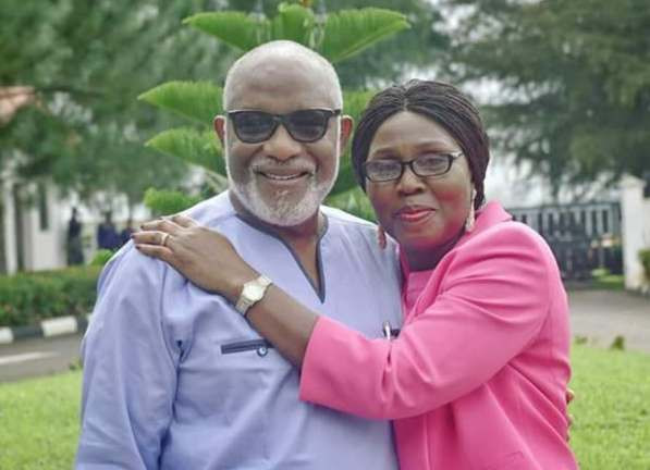I married from South East, I cannot support secession -- Akeredolu