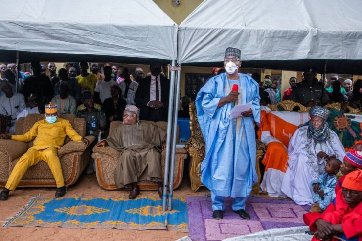 We're with you for next six years --- Emir of Yashikira