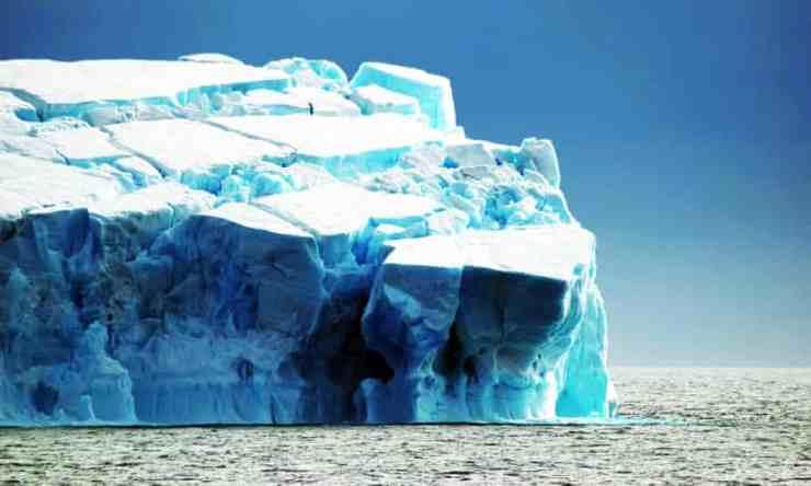 World's largest iceberg breaks off in Antarctica