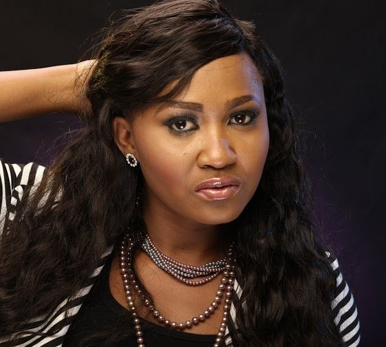 Nollywood actress, Mary Njoku
