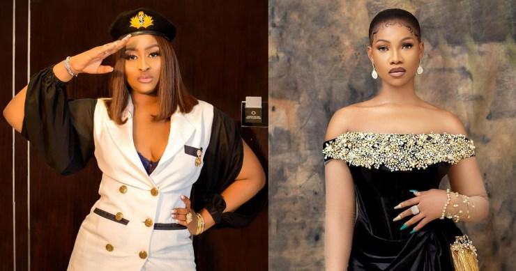 """God made her""- Comedian Etinosa berates Nigerians who say BBNaija made Tacha"