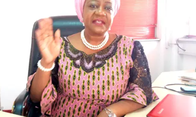 Senate begins screening, confirmation of Lauretta Onochie, others as INEC Commissioners