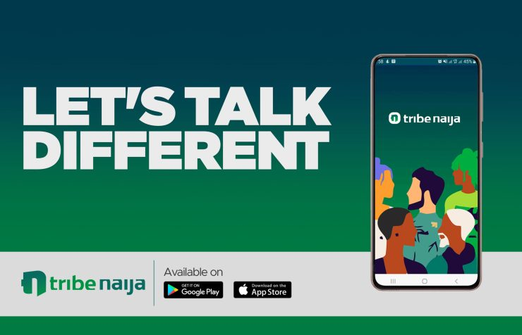 New Online Conversation App, 'tribe naija' berths in Nigeria... available on Google App Store & IOS 'tribe