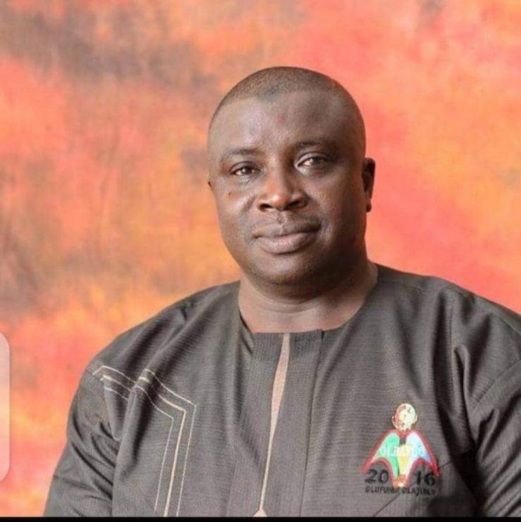 Lagos council Chairman, Olufunmi Olatunji is dead