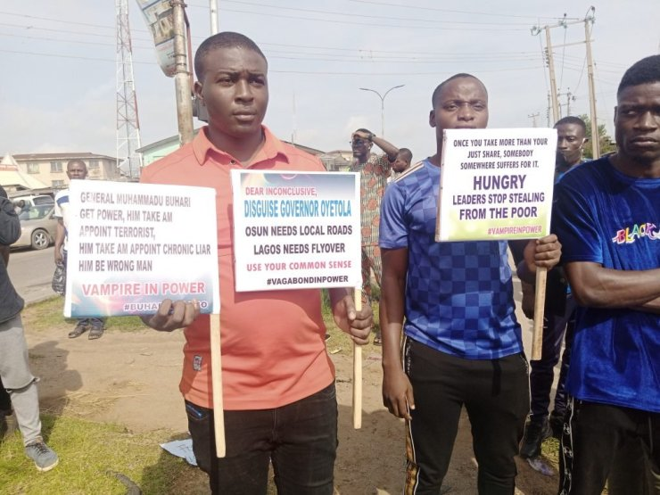 Nigerian students finally join June 12 protest in Osogbo