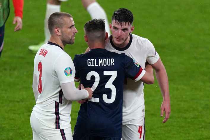 England advance at Euro 2020 as confusion reigns on Gilmour's COVID-19 case Confusion