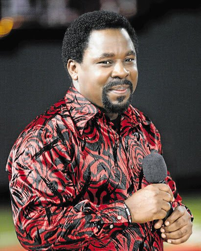 Good news in late T.B. Joshua's family