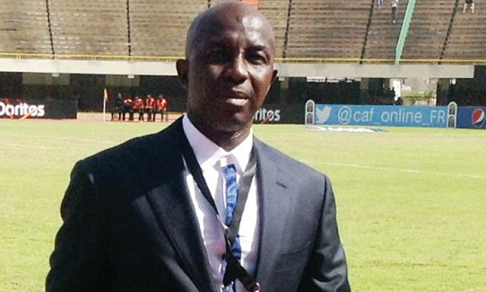 I was abandoned by NFF, friends during FIFA ban-- Samson Siasia