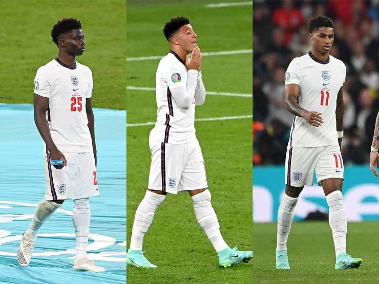 Facebook and Twitter begin to provide police with details of racist trolls who abused England's Euro 2020 stars