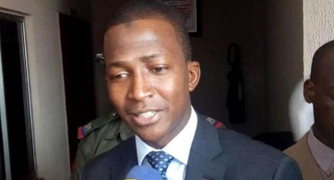 BREAKING... EFCC Chairman, Abdulrasheed Bawa slumps in Abuja