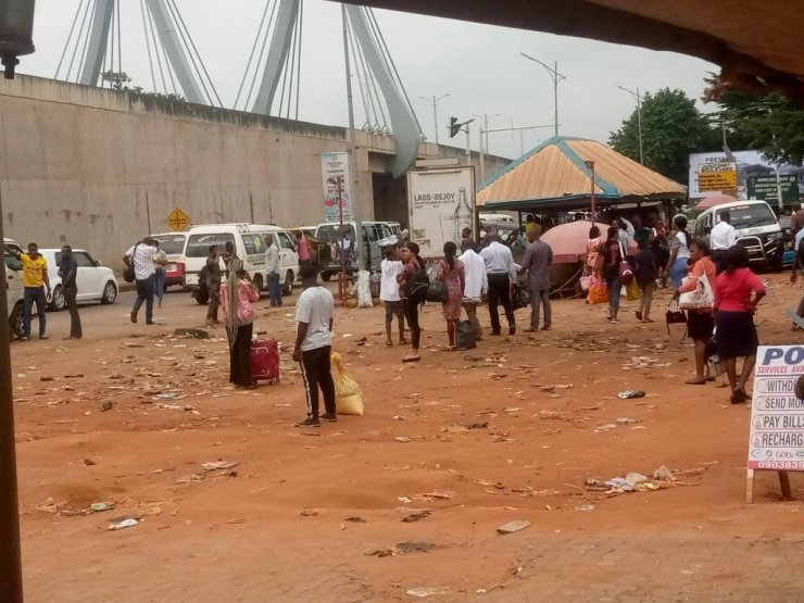 Nnamdi Kanu: IPOB restricts movement into marjor markets as secessionist appears in court