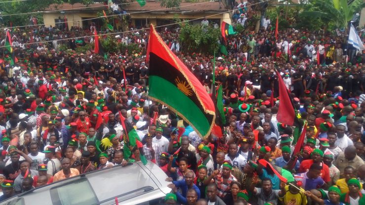 IPOB threatens to lock down South East if Nnamdi Kanu is not released in 11 days