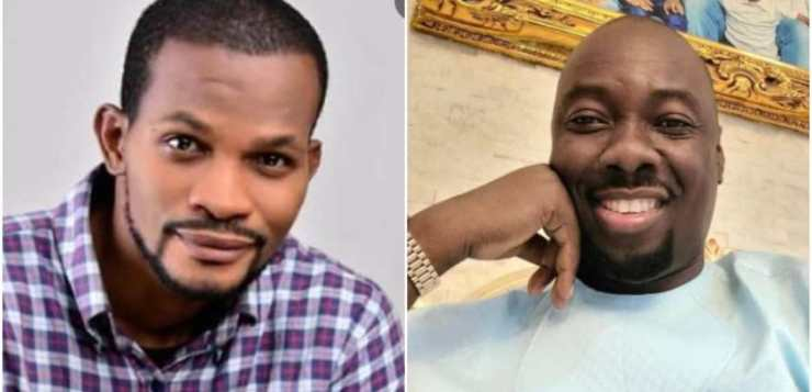 Obi Cubana claims to be wealthy yet the road to where he did his mum's burial remain untarred – Actor, Uche Maduagwu
