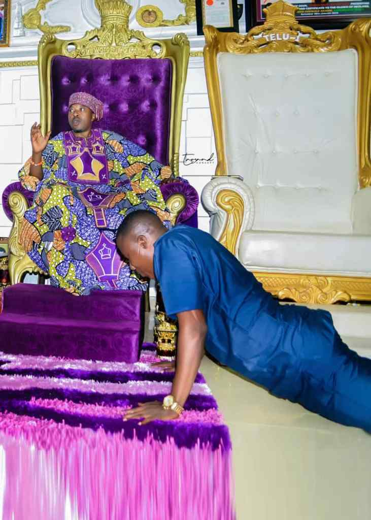 Igboho Saga: Oluwo intervenes, writes Buhari