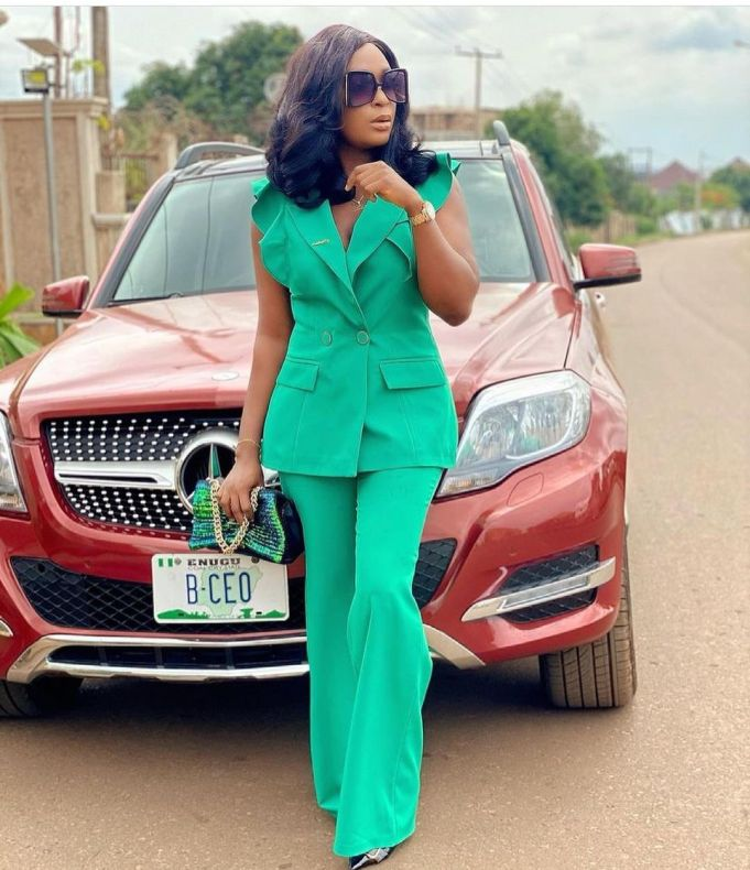 """""""My ex-husband physically abused me for four years and made me believe he was training me"""" – Blessing Okoro"""