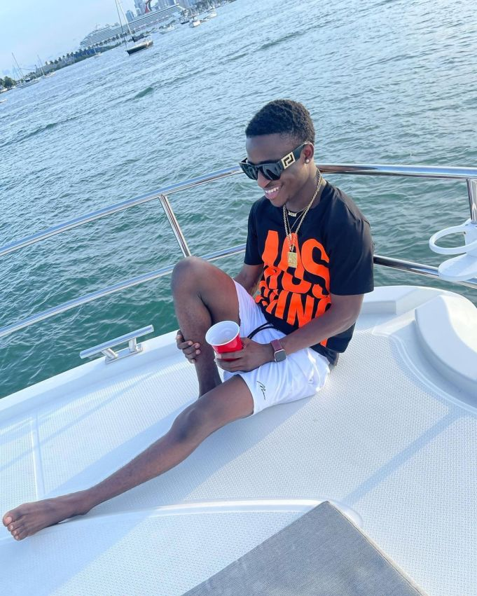 I'm living a fake life. I don't have money- Nollywood actor Alesh informs people always begging him for money