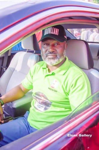 Arewa Consultative Forum's administrative head slumps and dies in his office