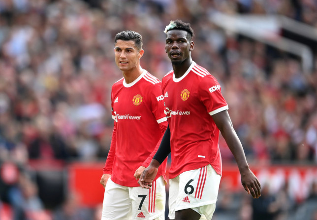 Paul Pogba makes U-turn over Man Utd decision after Cristiano Ronaldo return
