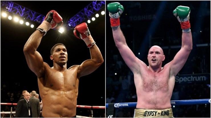 I need to fight Tyson Fury, we need it for boxing' - Anthony Joshua