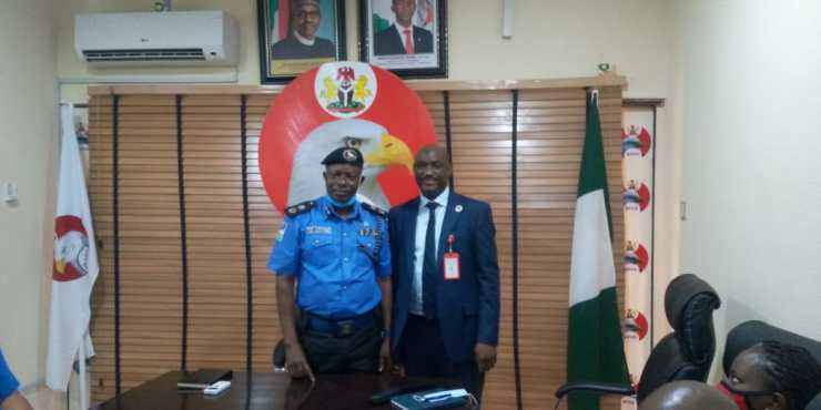 Kwara CP meets EFCC boss, pledges collaboration