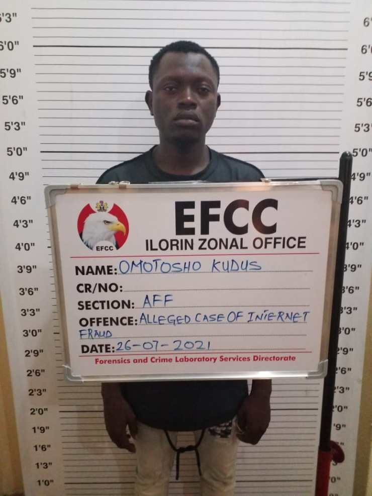 (PHOTOS) Faces of 3 accused persons convicted by EFCC in Kwara
