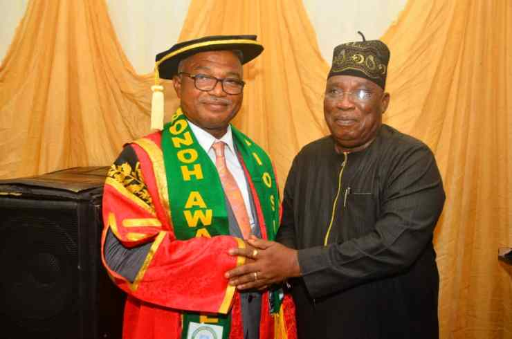 (PHOTOS) Faces at KAM Holding CEO's honorary doctorate's reception in Osogbo