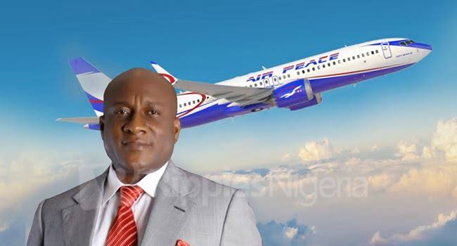 Air Peace CEO, Allen Onyema gifted N20m to Super Falcons