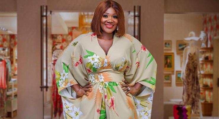 Actress Mercy Johnson makes 100 most influential African women's list