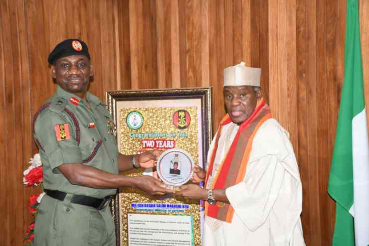 FG committed to military's welfare--- Minister