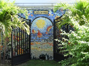 Welcome Mural