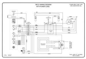 Wiring Diagrams  Royal Range of California