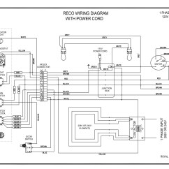 240v Single Phase Wiring Diagram Hiniker V Plow Diagrams Royal Range Of California