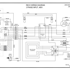 480v 3 Phase Wiring Diagram Winch Wireless Remote Control Diagrams Royal Range Of California