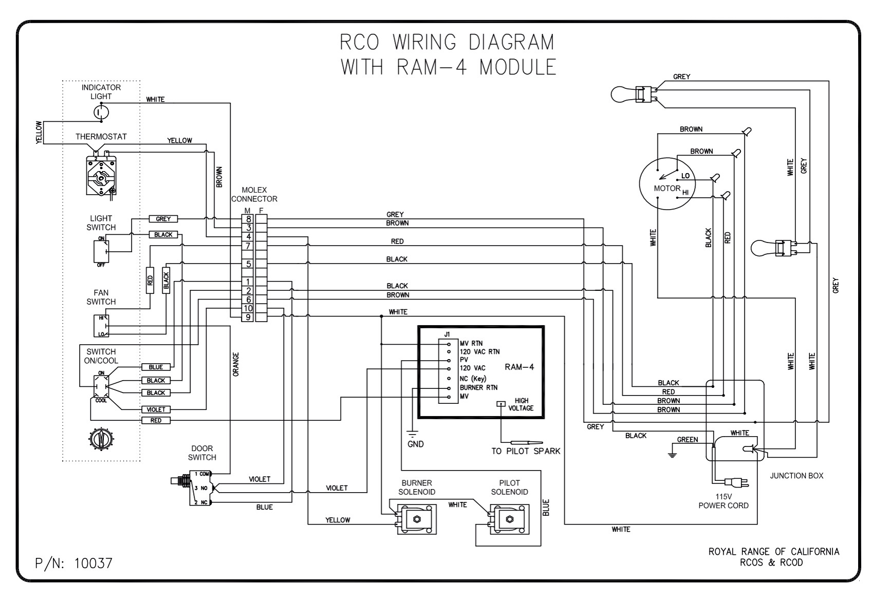 Kitchen Range For 240 Volt Switch Wiring Diagram 06 Vt