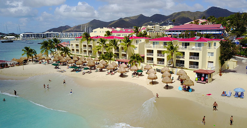 Simpson Bay Beach Resort And Marina St Maarten Royal
