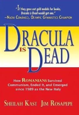 Book review - Dracula is Dead: How Romanians Survived Communism