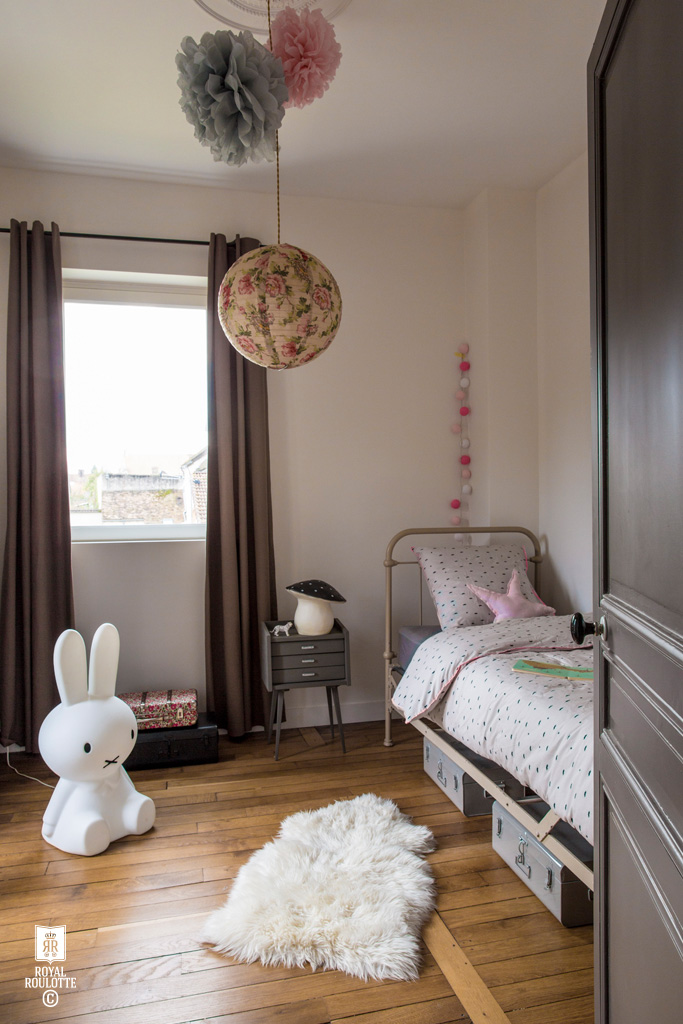 ROYAL ROULOTTE -★- KIDS BEDROOM