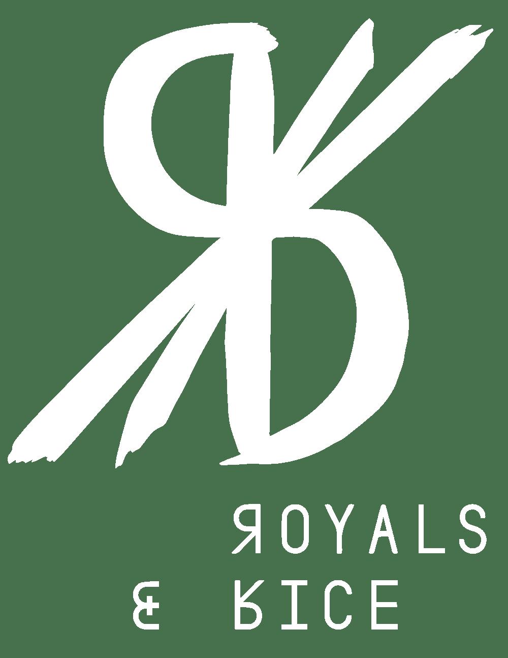 Logo mit Schriftzug weiß